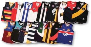 AFL jumpers