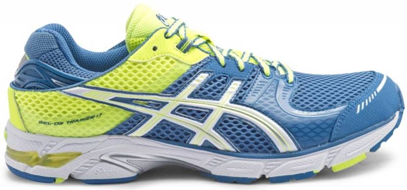 100% authentic 8c324 6195a REVIEW: ASICS GEL DS TRAINER 17 RUNNING SHOES