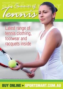 Click to view our full summer of tennis catalogue online
