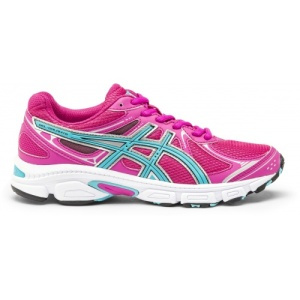 Asics Gel Galaxy 6 Junior Running Shoe Girls