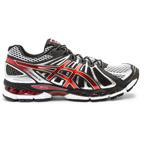 asics gel nimbus 15 s running shoe