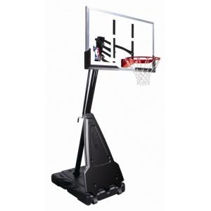 Spalding Diamond 54 Acrylic Portable Basketball System