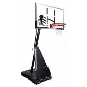 Spalding Diamond 54 Acrylic Portable Basketball System