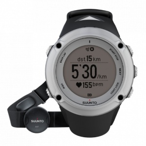 Suunto Ambit2 GPS heart rate monitor - silver