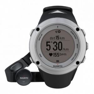 Suunto Ambit2 GPS heart rate monitor - silver