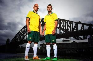 Socceroos jerseys
