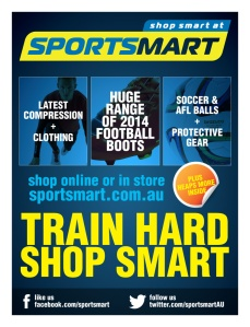 Train hard shop smart catalogue