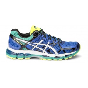Asics Gel-Kayano 21 mens running shoe. Regular price $249, Smart Card member price $219