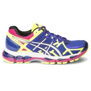 Asics Gel-Kayano 21 womens running shoe. Regular price $249, Smart Card member price $219