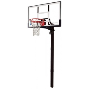 Spalding 54 Acrylic In-Ground Basketball System