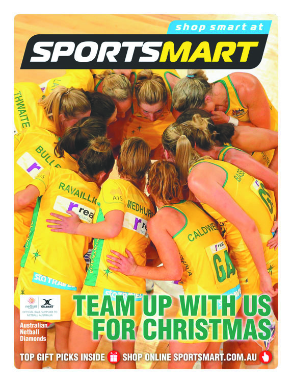Sportsmart Christmas 2014 catalogue