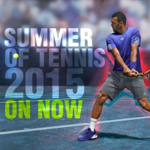 Summer Of Tennis 2015