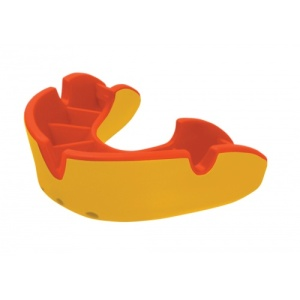 Opro Junior Mouthguard - yellow