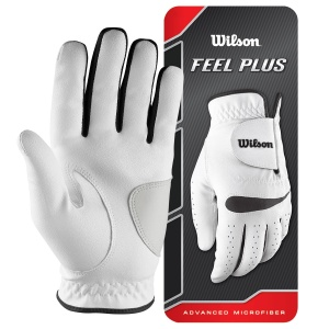 Wilson Feel Plus golf gloves, now just $8!