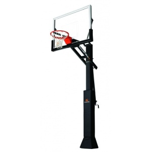 "Goalrilla CV Glass 54"" Inground Basketball System"