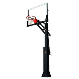 "Goalrilla CV Glass 54"" Inground Basketball System"
