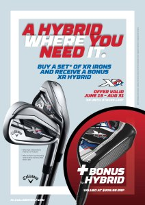 Callaway promotion
