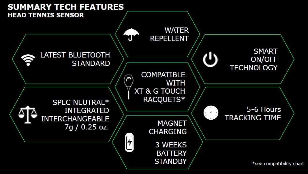 summary tech features